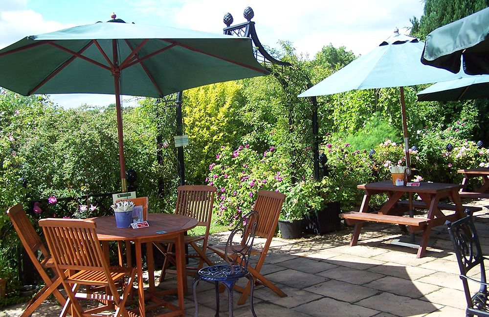 Tea Room Patio