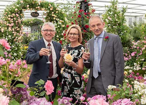 RHS Chelsea Flower Show 2019 Peter Beales Roses
