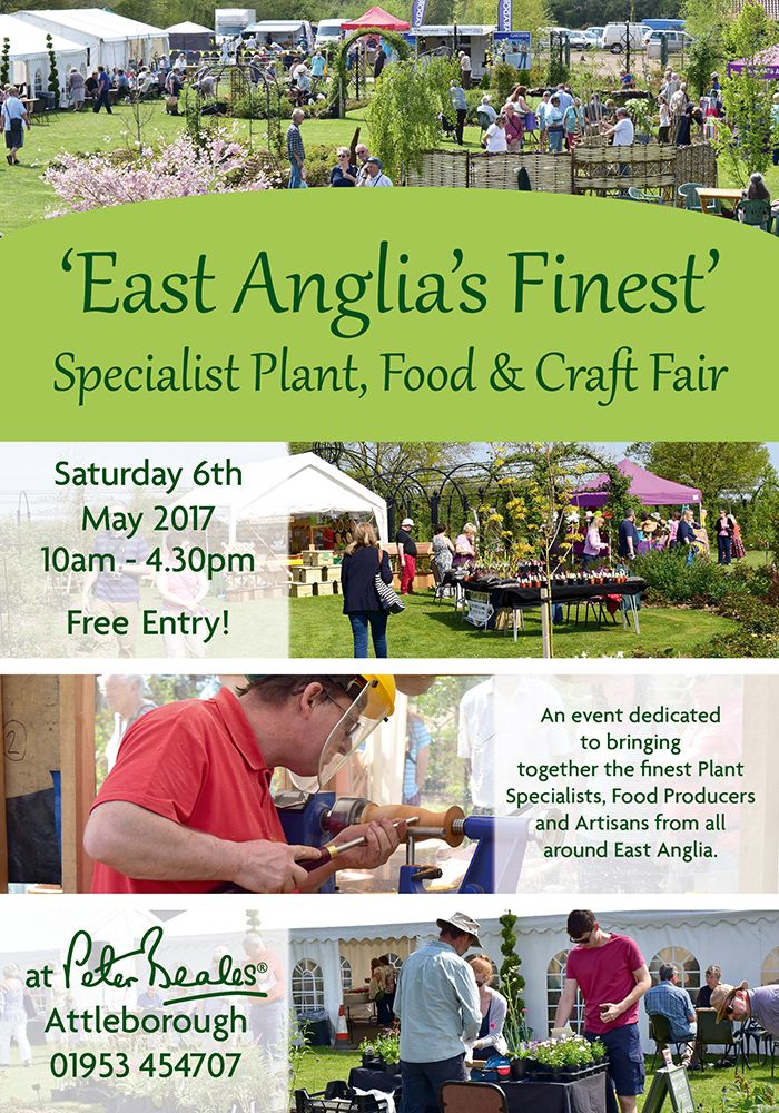 East Anglia's Plant, Food and Craft Fair