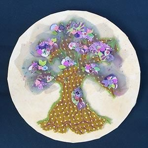 Sew Floriarty - A Tree Inspired Textiles Workshop