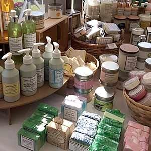 Hand Lotion Making Demonstration
