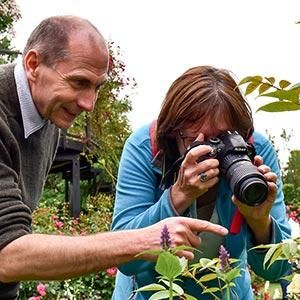 Intermediate Plant Photography Workshop
