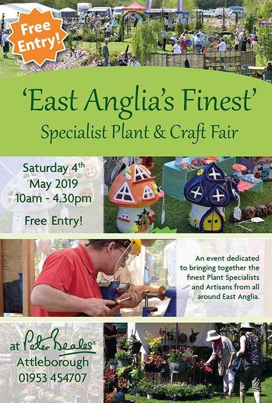 East Anglia's Plant, Food and Craft Fair
