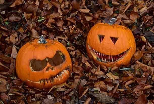 Children's Pumpkin Carving Day