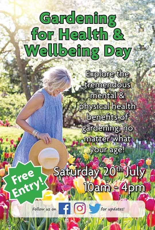 Gardening for Health and Wellbeing Day