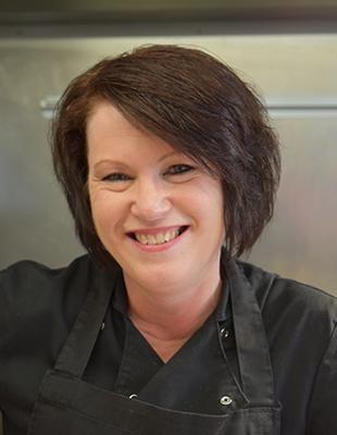 Lorraine - Head Chef