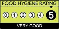 5-star food hygiene rating