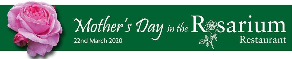 Mother's Day Specials at the Rosarium Restaurant