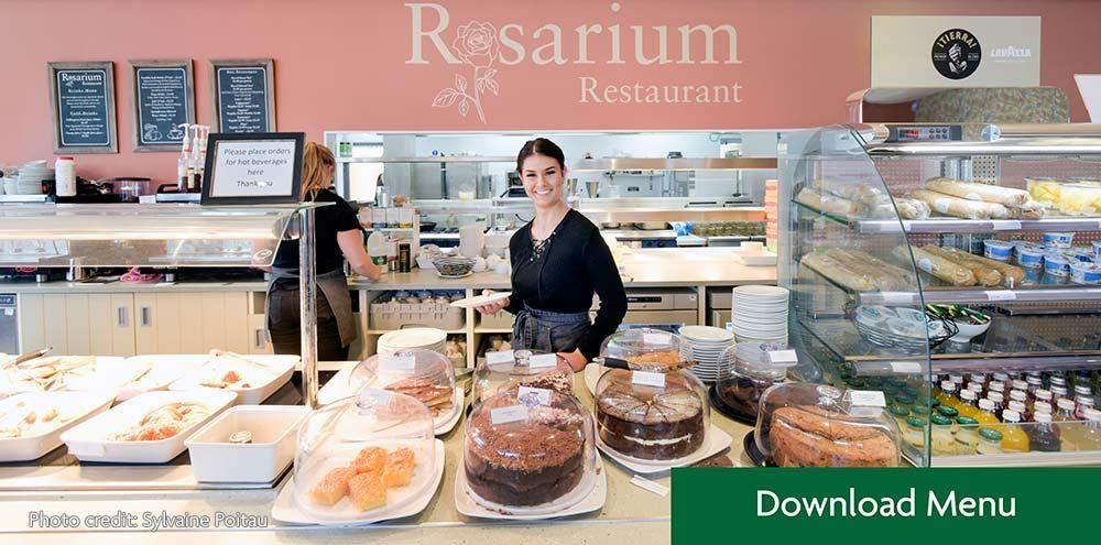 Download Menu - Rosarium Restaurant